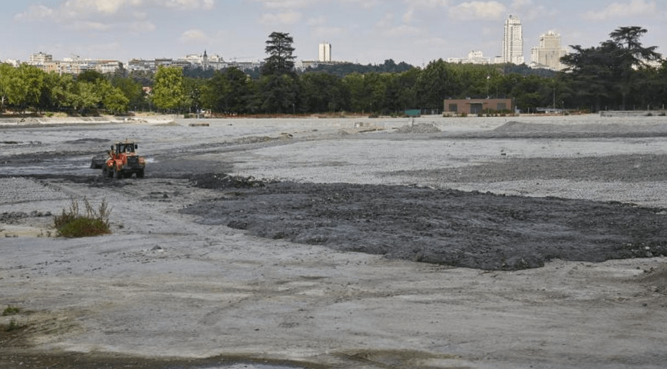 You Can Now Swim In The Lake Of Casa De Campo In Madrid Triathlon News