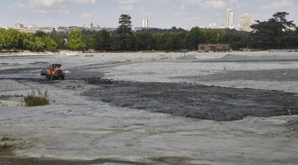 image001-2 Ya se puede volver a nadar en el Lago de Casa de Campo de Madrid Noticias Triatlón