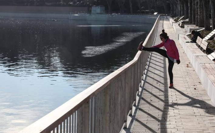 image002-2 Ya se puede volver a nadar en el Lago de Casa de Campo de Madrid Noticias Triatlón