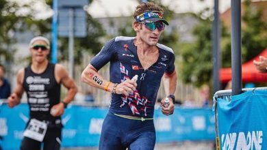 Photo of Tim Don, the season will start at the Cannes Triathlon