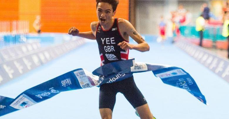 20-year-old Brit Alex Yee wins the Cape Town World Cup