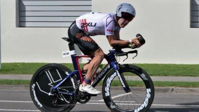 Photo of Cameron Brown will seek his 13th victory and 21st podium at IRONMAN New Zeland