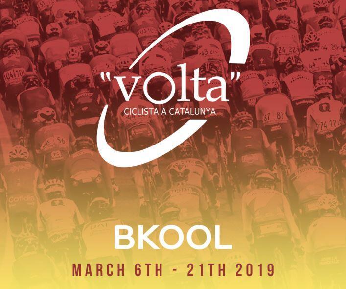 cartel-volta-bkool-1 La Volta, primera carrera UCI World Tour que tendrá una versión virtual gracias a Bkool Noticias ciclismo