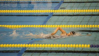 Photo of Swimming training session with intervals
