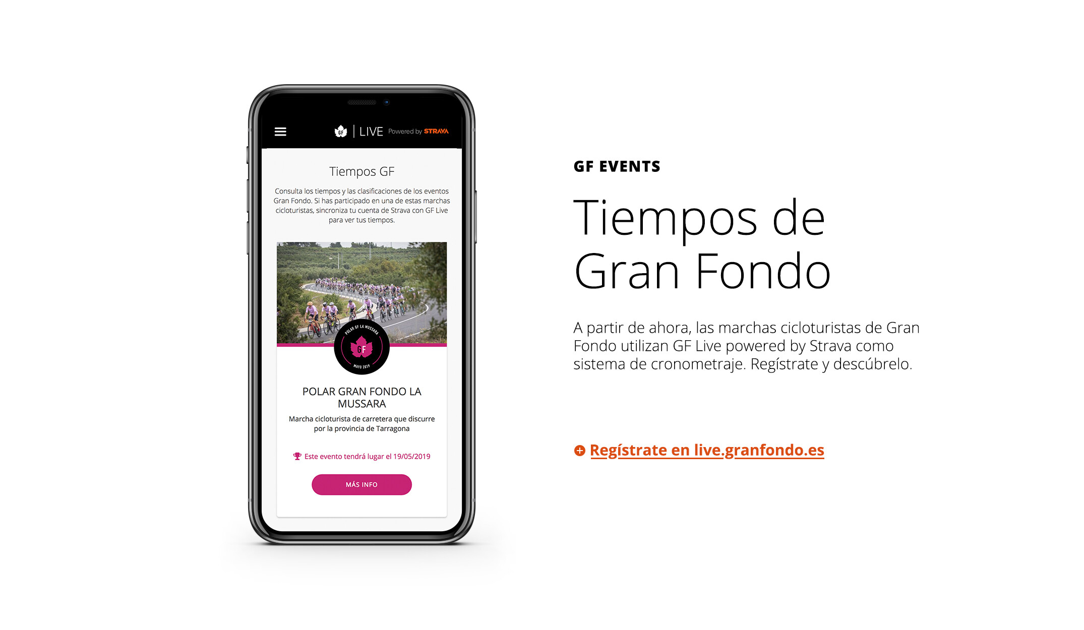 gflive_press_05 Nace la plataforma digital GF Live powered by STRAVA Noticias ciclismo