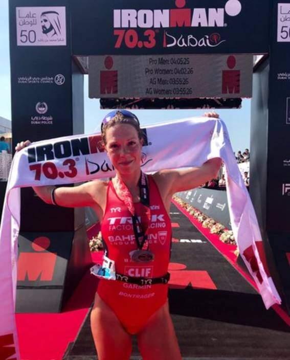 image002 Judith Corachán cuarta en el IRONMAN 70.3 Dubai Noticias Ironman