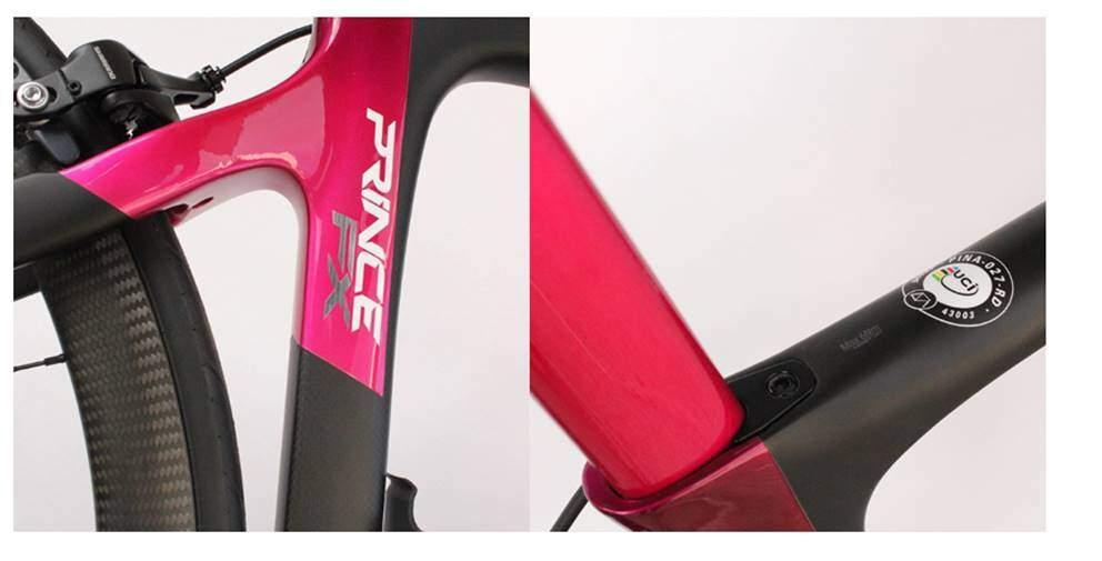 Easy Fit, la geometría de Pinarello diseñada para la bicicleta de ellas