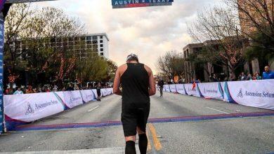 Photo of Lance Armstrong corre el maratón de Austin en 3:02:13