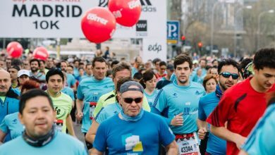 Photo of The Madrid Marathon is one day ahead