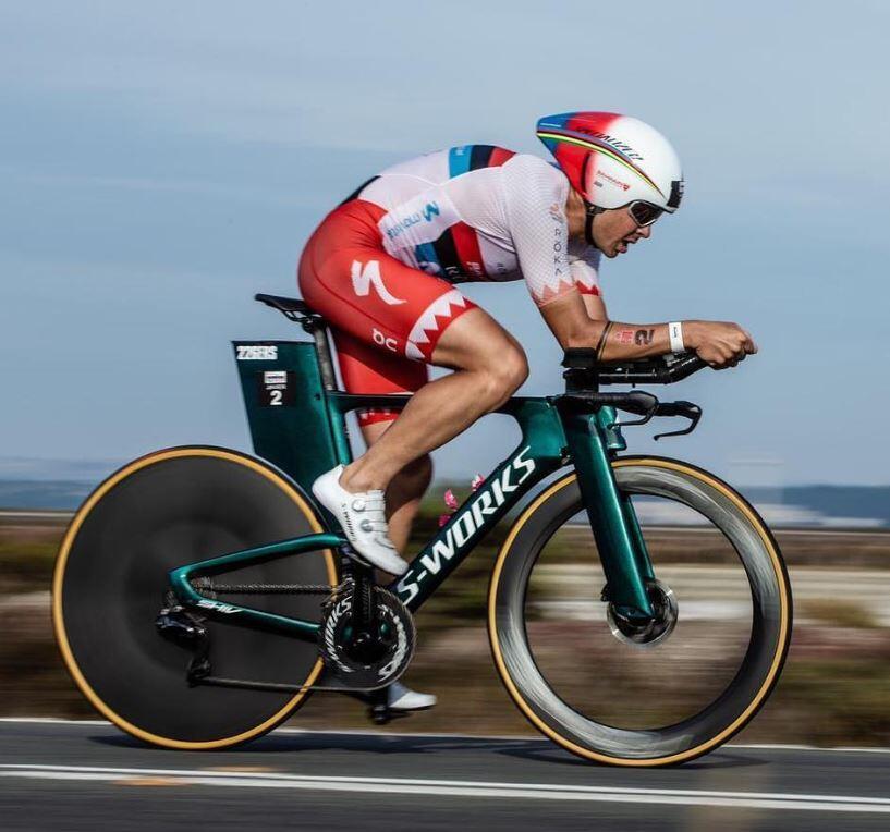 noya-bici-geelong-koruptvision Javier Gómez Noya arrasa en el IRONMAN 70.3 Geelong Noticias Ironman