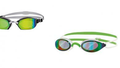 Photo of Zoggs glasses models for swimming and triathlon
