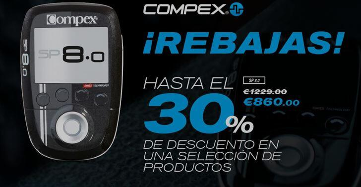 COMPEX expands sales during the month of February
