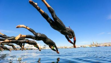 Photo of The ITU season begins at the Cape Town World Cup