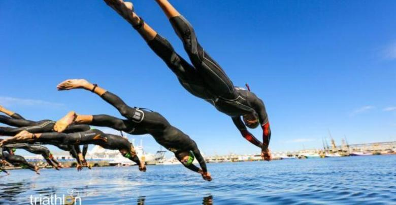 The ITU season begins at the Cape Town World Cup