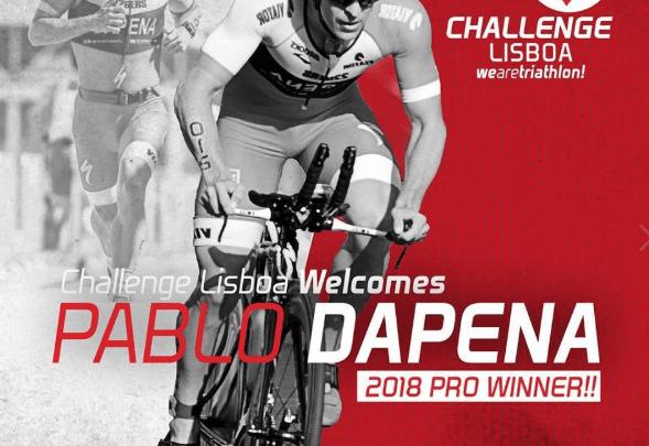 Pablo Dapena volverá a participar en el Challenge Lisboa