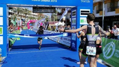 Photo of Marlins Triathlon Madrid Spanish Champion Duathlon by Mixed Relay