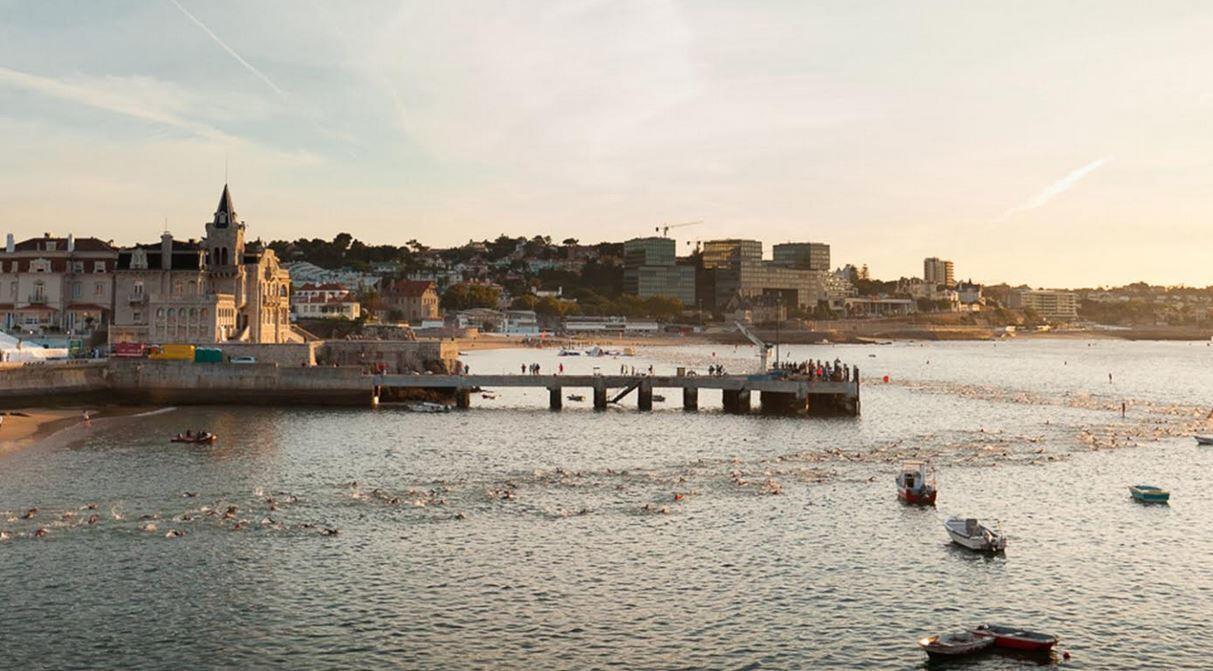 natacion-ironman-703-cascais Sigue en directo el Campeonato del Mundo de Duatlón en Pontevedra Noticias Triatlón