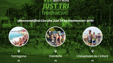 Photo of The Just Tri by freshwave circuit opens registrations for all its tests
