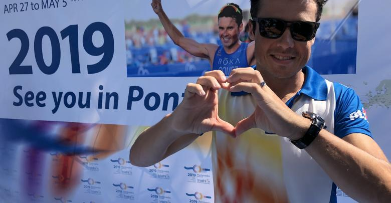 More than 4.000 athletes in the Multisport World Championship in Pontevedra
