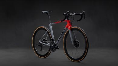 Photo of Specialized's new bicycle, the Roubaix: smoother is faster