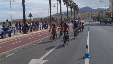 Photo of 6 Spaniards in the Top 10 of the European Cup of Triathlon in Melilla