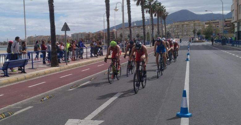 Photo of 6 Spaniards in the Top 10 of the European Triathlon Cup in Melilla