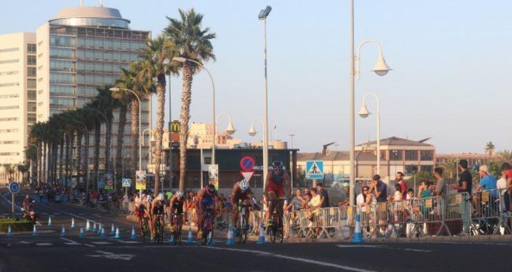 Follow the Melilla Triathlon European Cup live