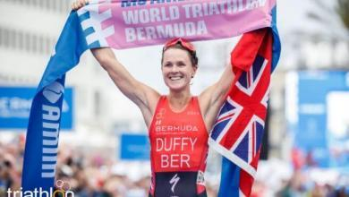 Photo of Flora Duffy will not be at the Bermuda WTS