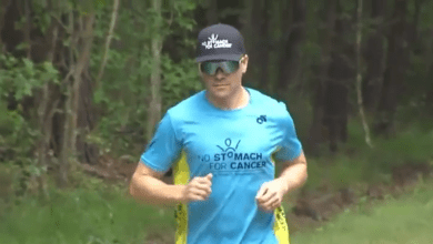 Photo of Another story of overcoming: a stomachless triathlete dares to finish an IRONMAN 70.3