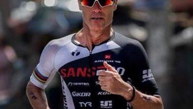 Photo of Craig Alexander, 45, wins an IRONMAN 70.3 again
