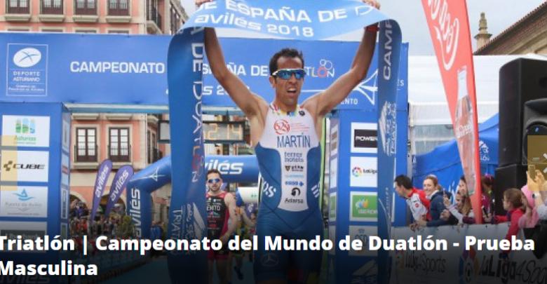 Photo of Direct the Duathlon World Championship in Pontevedra