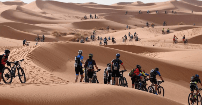 Photo of 46 athlete dies in Titan Desert