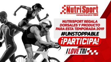 Photo of Nutrisport gives 13 race numbers to choose between 13 triathlons