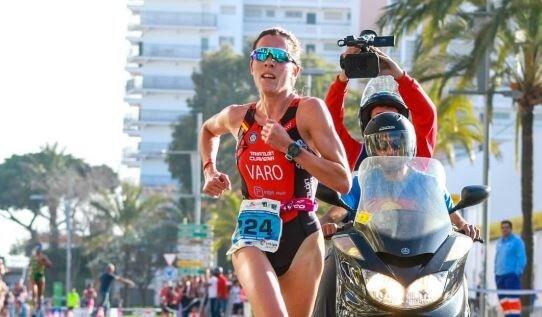 La triatleta María Varo atropellada mientras entrenaba .Se perderá el Mundial de duatlón