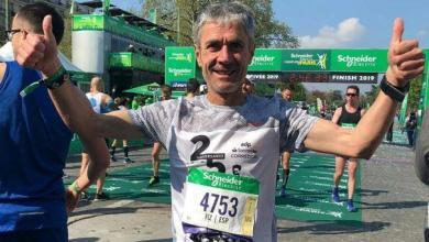 Photo of The fireproof Martín Fiz pulverizes the Spanish record of marathon for over 55 years