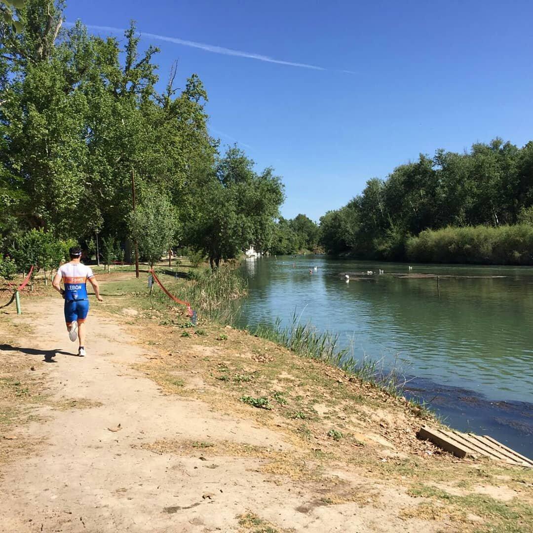 Erfolg in der ersten Ausgabe des Korona Triathlon MD Aranjuez