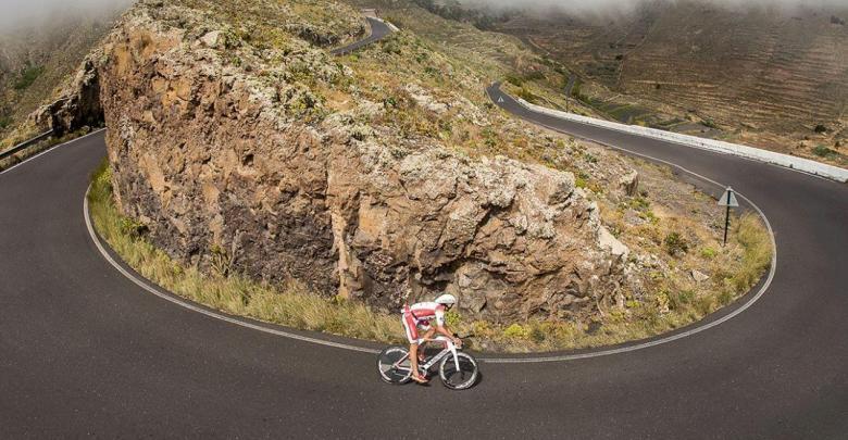 Cycling IRONMAN Lanzarote