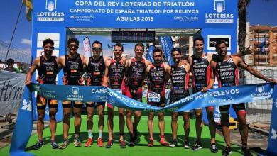 Photo of Cidade de Lugo Fluvial Relay Spanish Triathlon Champion