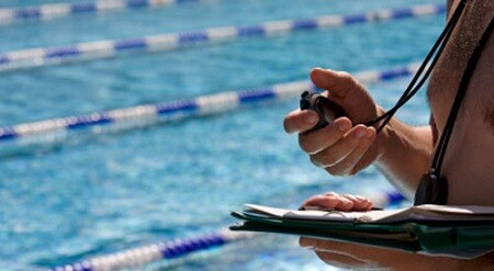 Photo of A swimming TEST to know your current swimming pace: 10 × 100