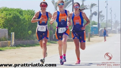 Photo of The Catalonia Triathlon Championship is suspended for teams due to a frontal accident
