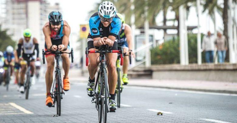 ICAN Triathlon-Fahrradsektor