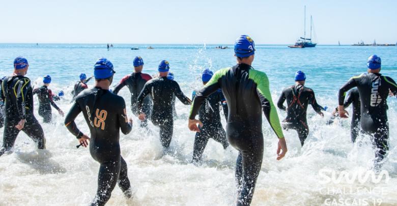 Swimming Swim Challenge Cascais