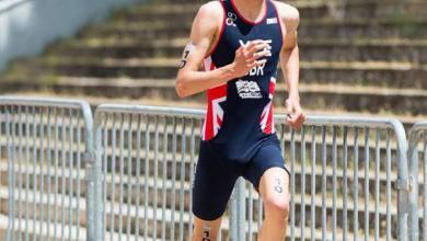 Photo of Alex Yee gets off the 30 minutes in the 10k of the WTSYokohama with the best time