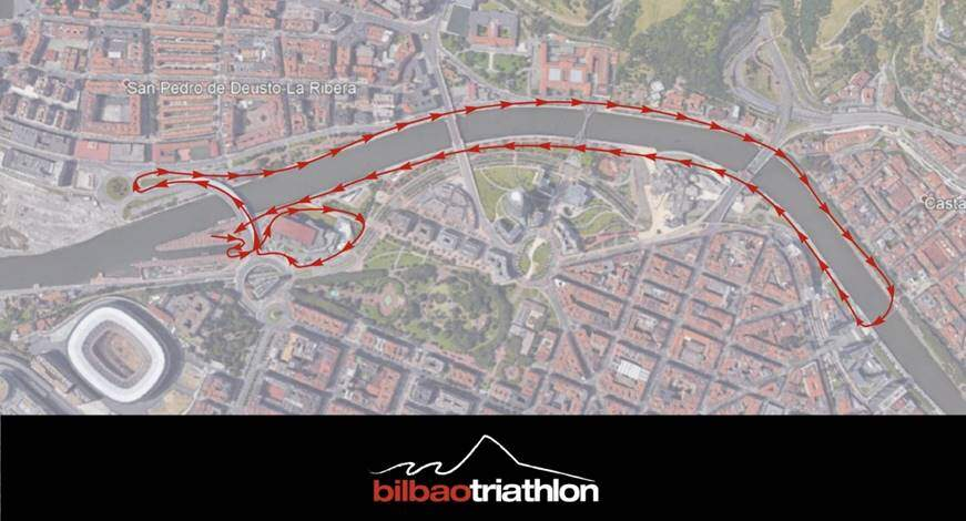 Bilabo Triathlon 2019 cycling sector