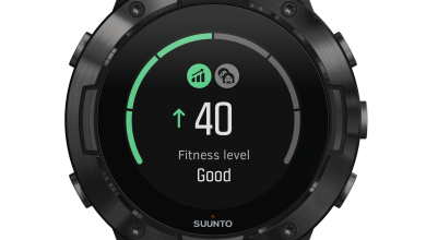 Photo of New Suunto 5 sports watch, with GPS, maximum performance and design in a slim and compact body