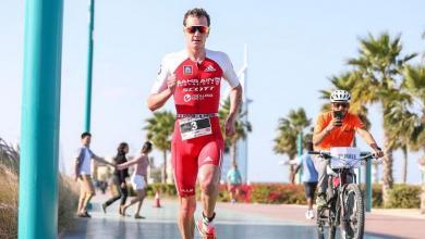 Photo of Follow Alistair Brownlee live on her IRONMAN debut in Ireland