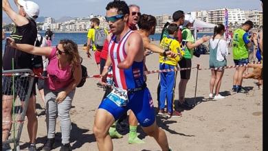 Photo of Jairo Ruíz hace historia en el Campeonato de España de Triatlón