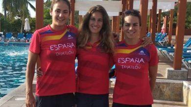 Anna Godoy, Sara Pérez y Cecilia Santamaría
