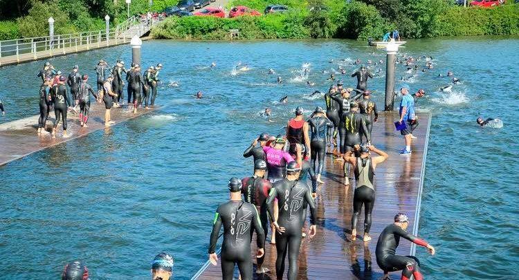 Natación Triathlon Half Festival