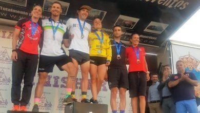 podium Triatlón Guadalajara 2019